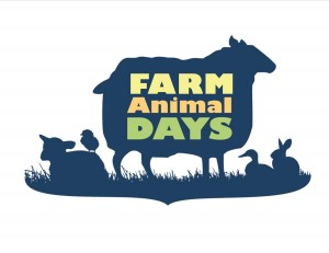 Farm animal days logo